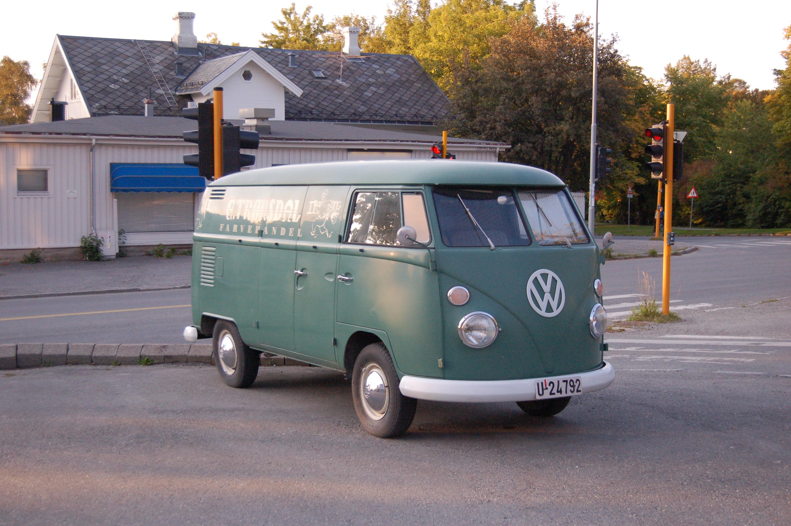 Volkswagen T1. Woklsvagen T1.