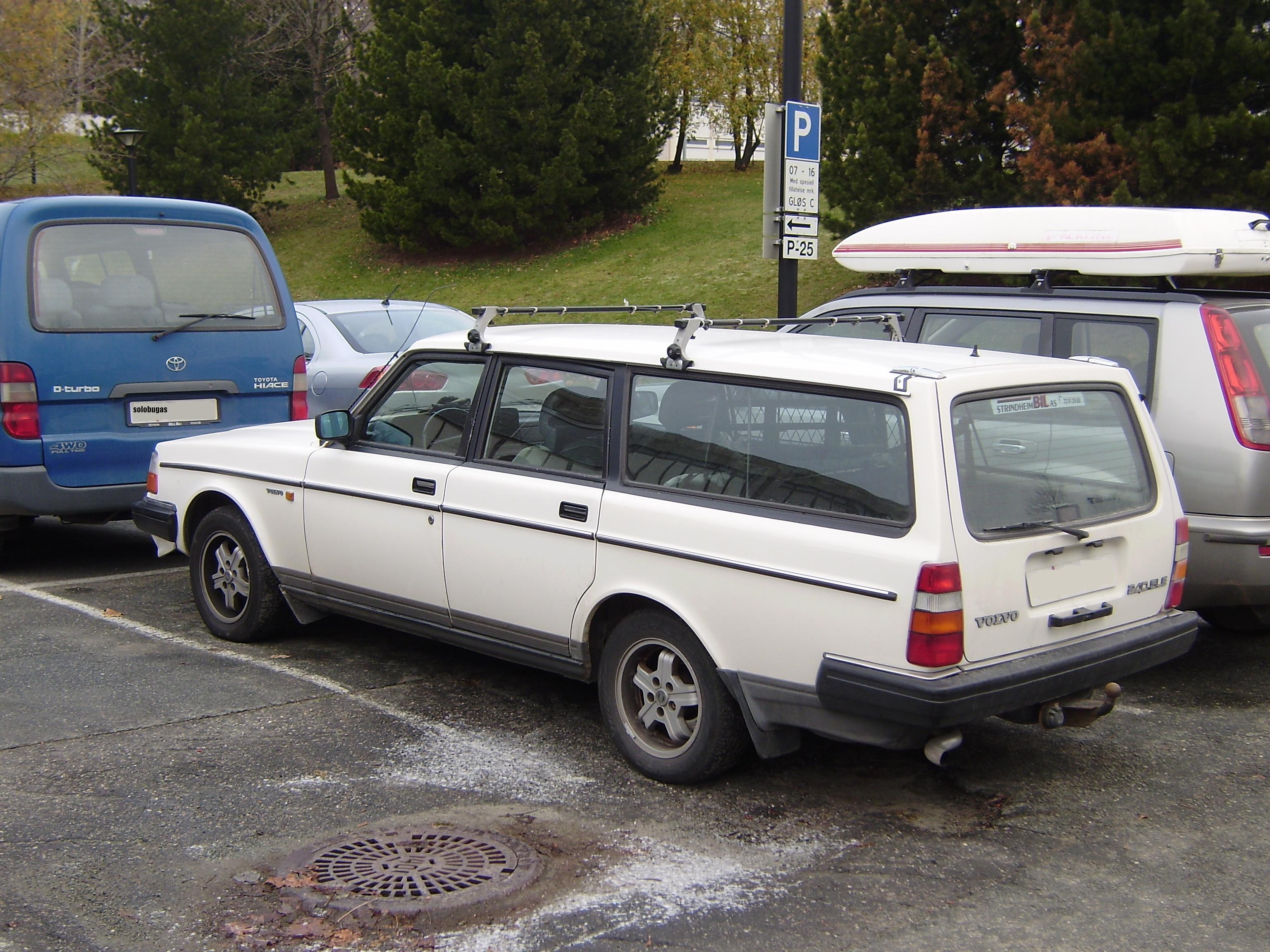 Volvo 240 GLE   The Solobugas Experience