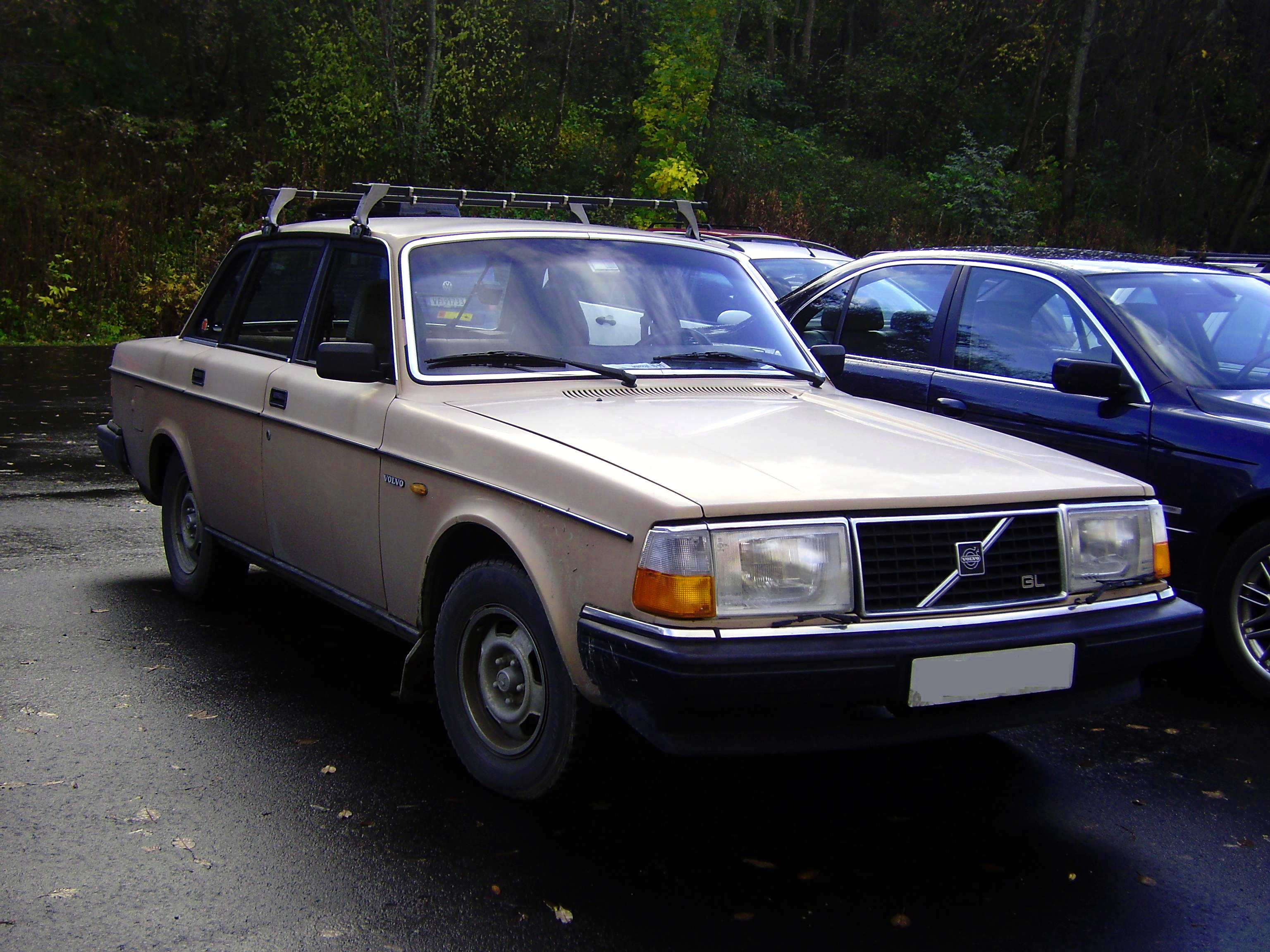volvo 244 gl the solobugas experience. Black Bedroom Furniture Sets. Home Design Ideas