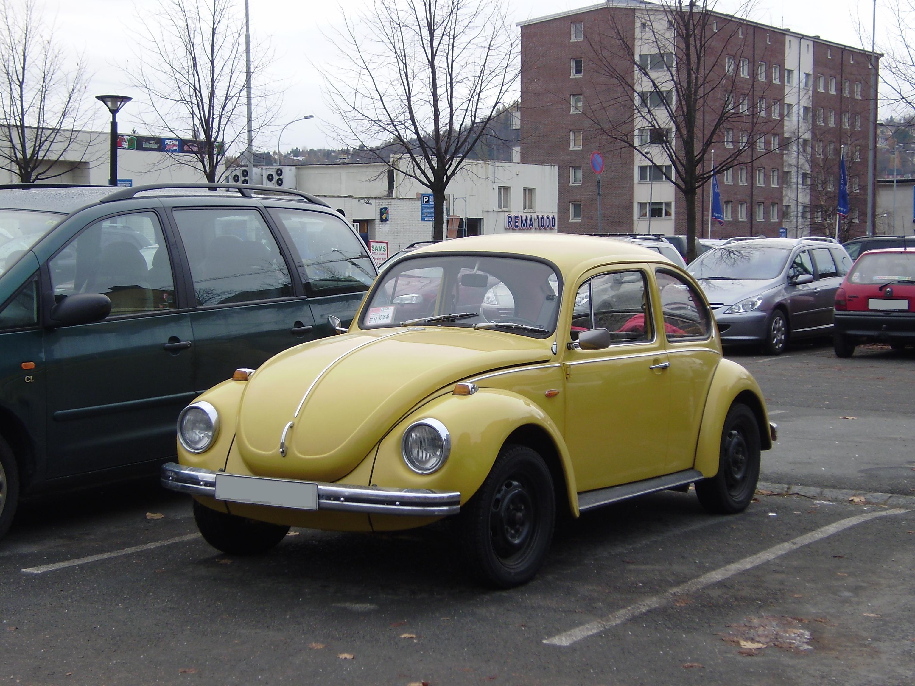 VW Beetle 1302 S « Solobugas