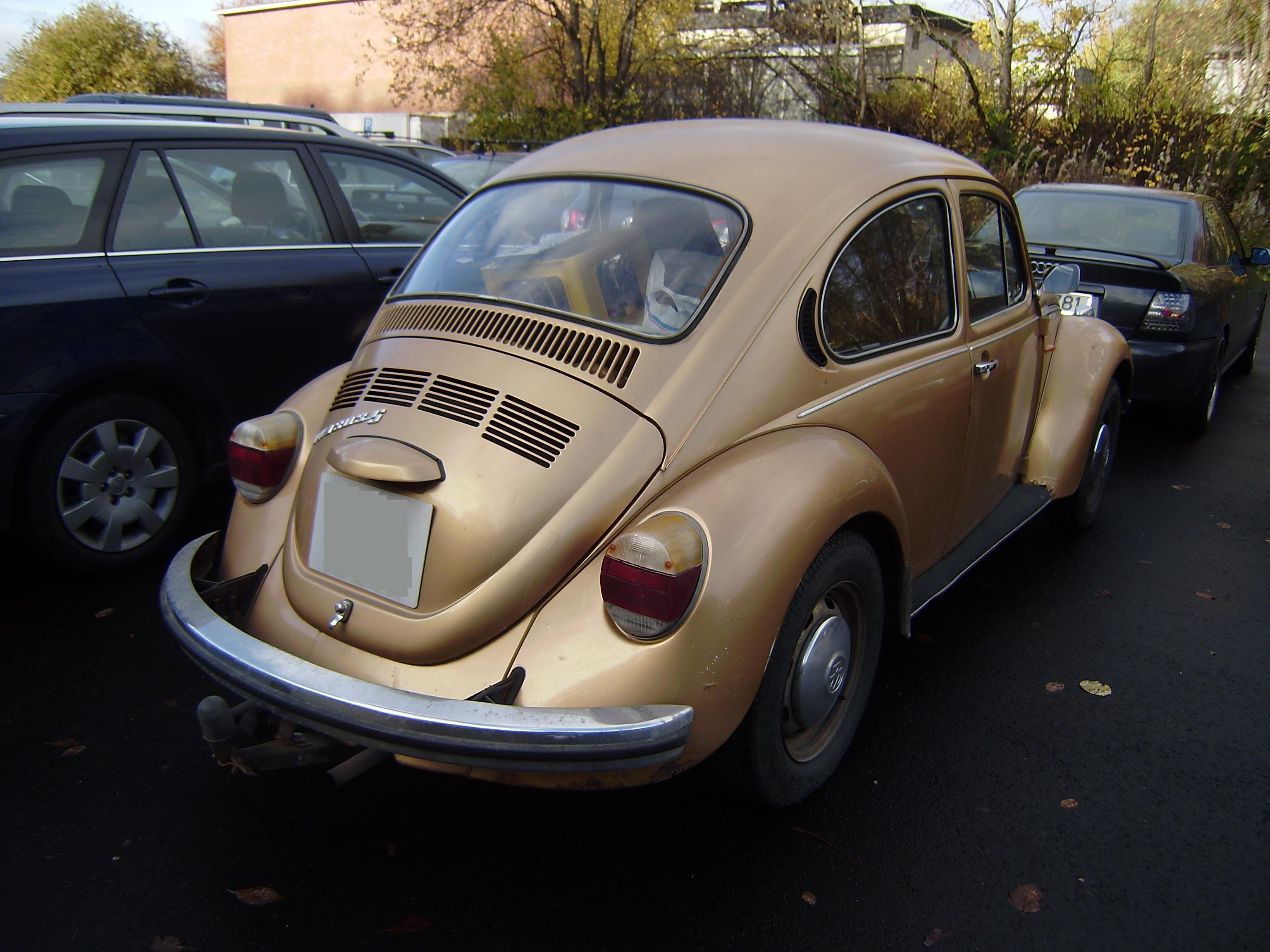 VW Beetle 1303 S