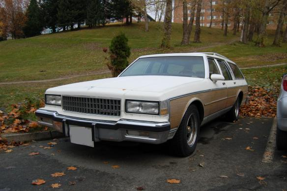 Chevrolet Caprice Estate