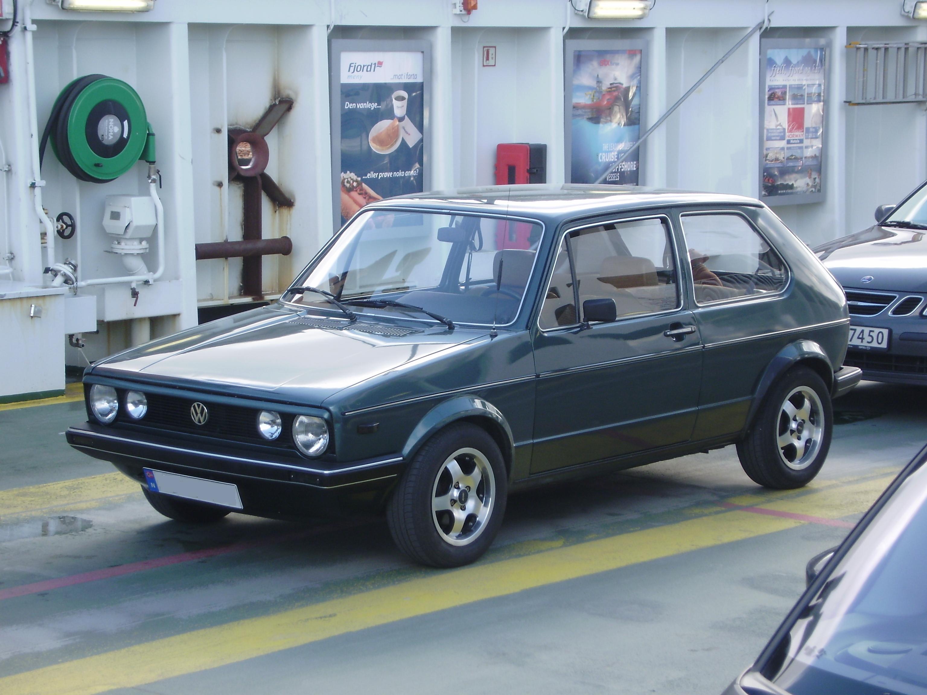 Volkswagen Golf CL Mk1