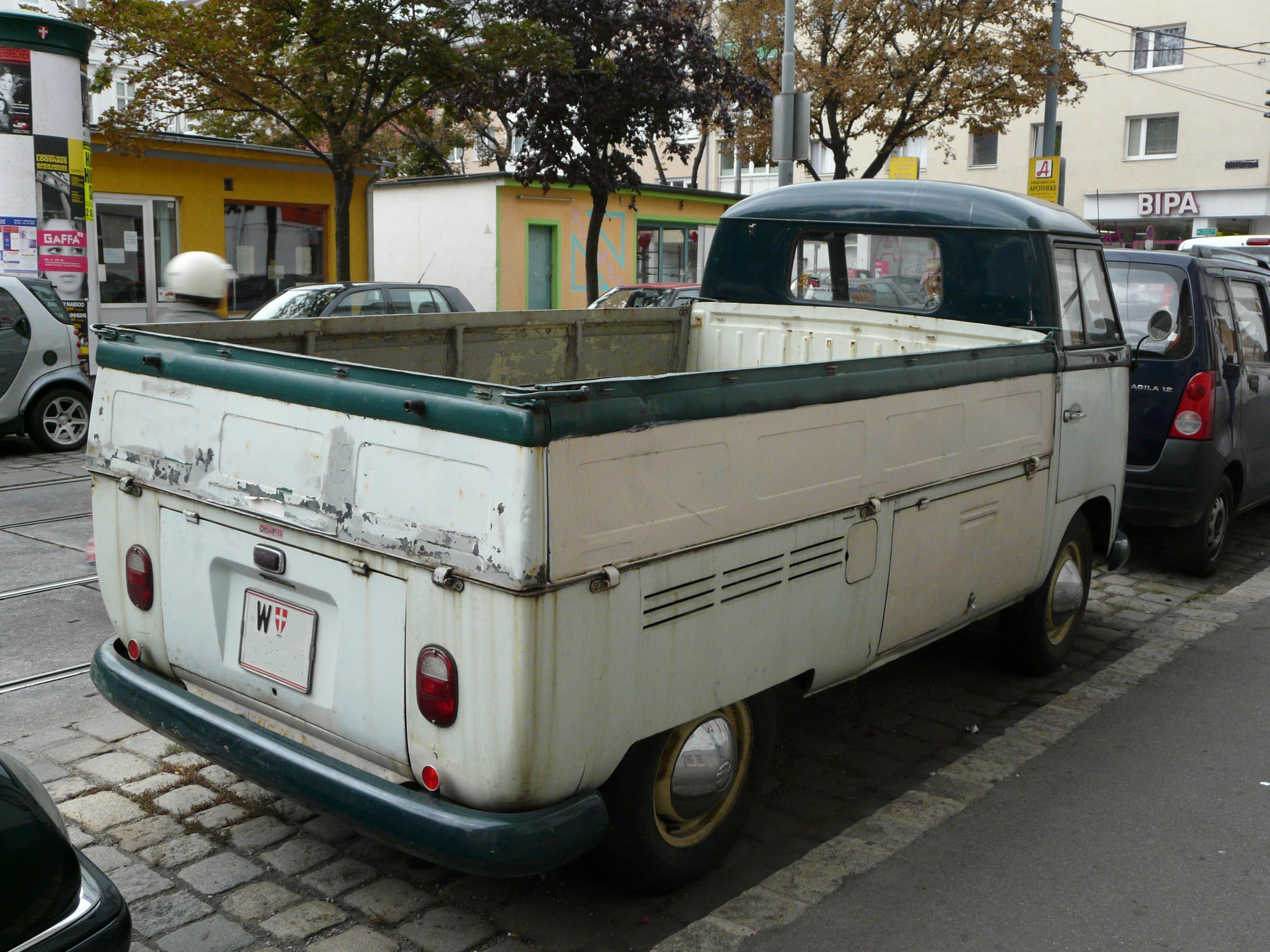 Volkswagen T1 – Transporter