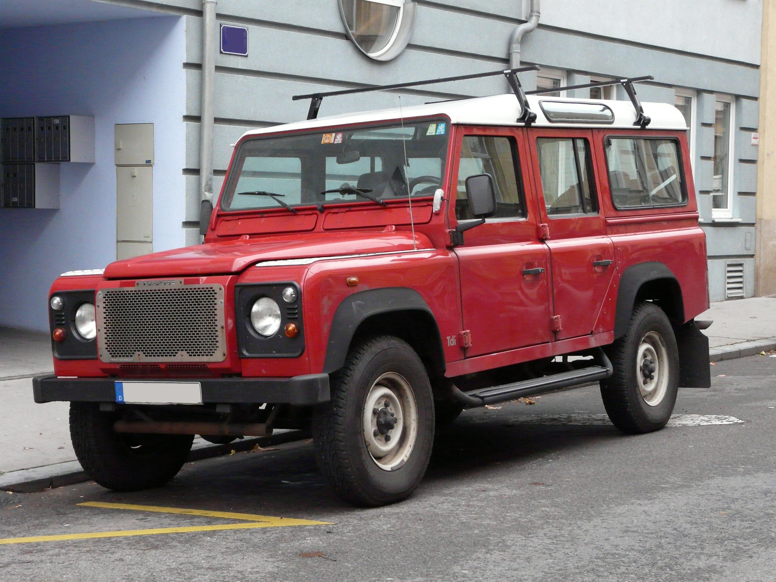 The Defender is a very